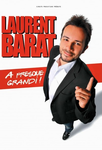 laurent-barat-affiche spectacle